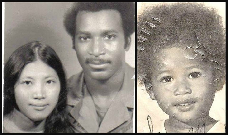 Wanda Foust's Mother and Father