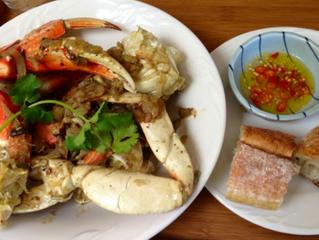 VietnamEazy Sautéed Crab in Butter