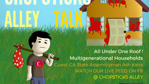 Chopsticks Alley Talk Live - Vietnamese Multigenerational Households, Episode 13