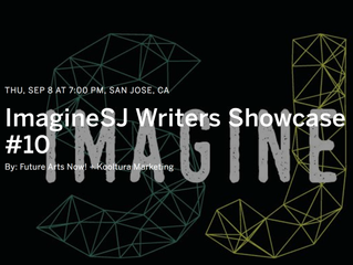 Trami Nguyen Cron will be at ImagineSJ Showcase reading from VietnamEazy