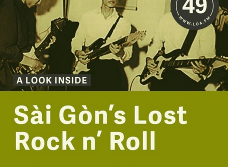 Saigon's Lost Rock N' Roll Podcast