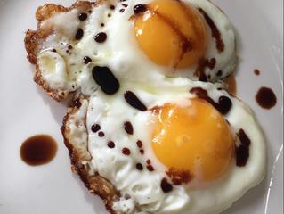 VietnamEazy fried eggs