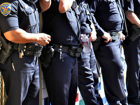 Good Cops Bad Cops.  How Do We Hold Bad Ones Accountable?