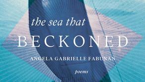 """The Sea That Beckoned"" by Filipina Poet Angela Gabrielle Fabunan"