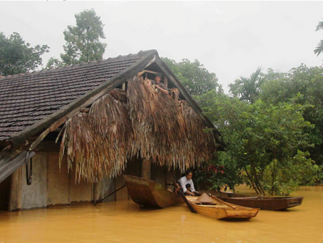 Politics of Relief Funds for Vietnam's Flood Victims