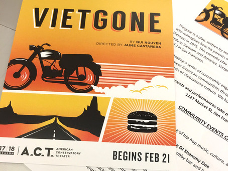 Vietgone is Here! A Play by Vietnamese Playwright Qui Nguyen Will Be Featured at the San Francisco A