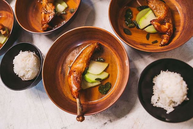 Barya Kitchen and Rod Reyes: What is Authentic Filipino Food?