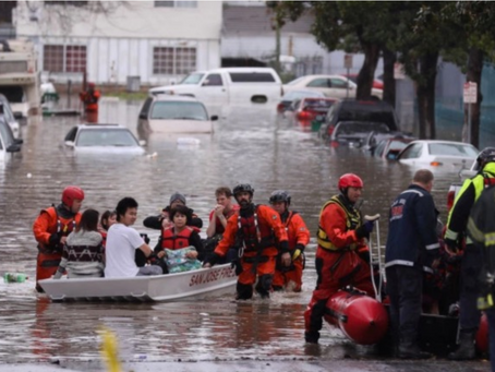 San Jose Floods Affecting Hundreds of Vietnamese Families