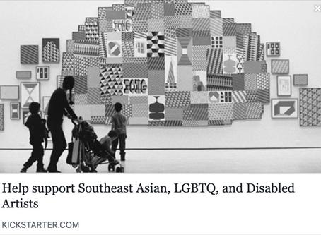 Chopsticks Alley Kickstarter Campaign to help Southeast Asian Artists