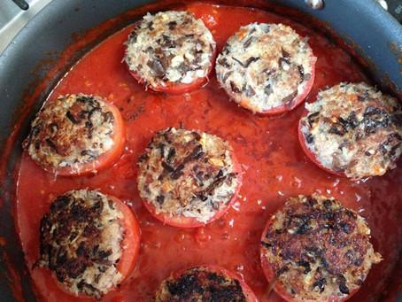 Farci Cà Chua – Stuffed Tomato Farci