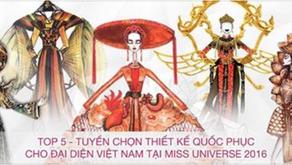 Miss Vietnam's National Costume for the 65th Miss Universe 2017: Creative or Gaudy?