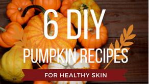 DIY Pumpkin Recipes for Healthy Skin