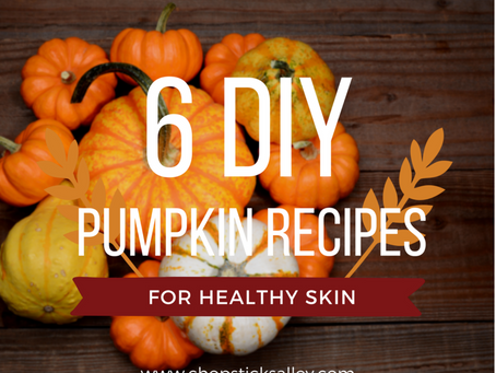 DIY Pumpkin Recipes for Healthy Skin