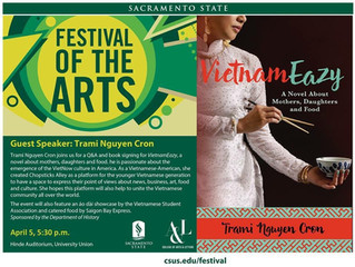 Trami Reading Festival of the Arts - Sacramento State University