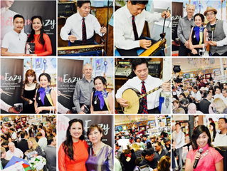 VietnamEazy Launch Party at Hicklebee's Bookstore in San Jose, CA