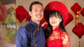 Historical Áo Dài and Khăn Đóng Featured in Chopsticks Alley Talk Episode 11 - Tet Edition