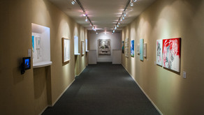 Salt Stained - the First Southeast Asian Artists Exhibit in Japantown, San Jose, CA