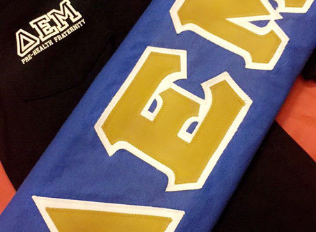 Fraternities and Sororities, it's All Greek to Me!