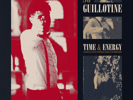 After an ample amount of 'Time & Energy' SG Guillotine shares a new single