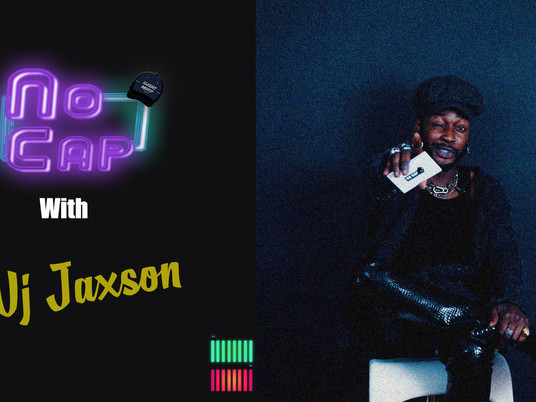 No Cap with Vj Jaxson, Out Now!
