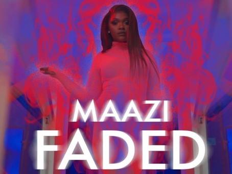 New Irish Hip Hop artist Maazi releases her debut single 'Faded'