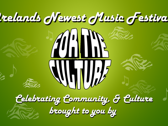 Black and Irish announce a new music festival - 'For The Culture'