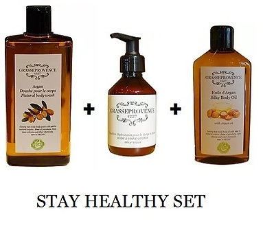 STAY HEALTHY SET