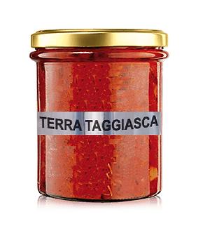 Tomato Pasta Sauce Arrabiata with Extra Vergine Olive Oil