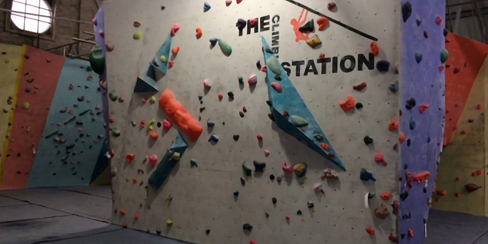 Bouldering Competition @ The Climbing Station