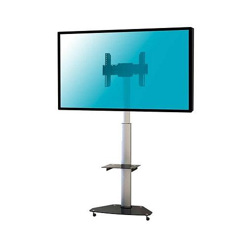 Support mobile pour écran TV LCD LED 40´´-75´´, Hauteur 120-180cm