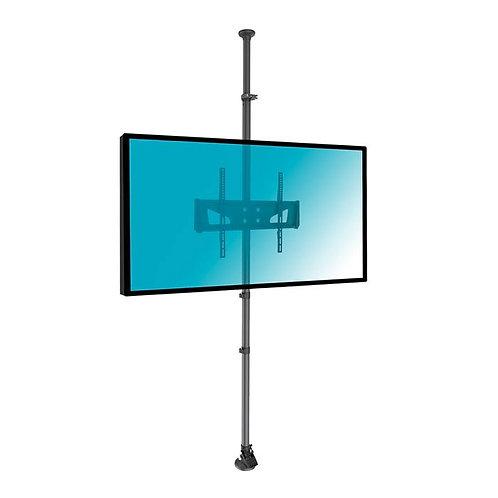 Support colonne sol-plafond pour écran TV LCD LED 40´´-65´´