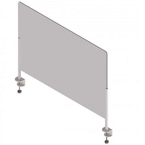 Protection plexiglass avec pince