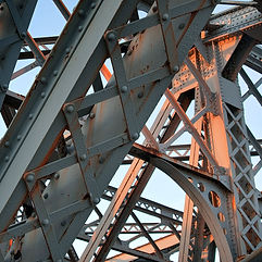 Bridges 10 © Copyright Lauren Whitney All Rights Reserved