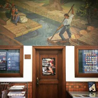 WPA Post Office, Lemont, IL
