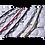 Thumbnail: Dressage Pad - Coloured Rope Trim