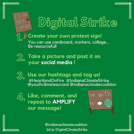 Digital Strike Infographic (Instagram) (