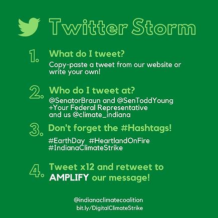 Twitter Storm Infographic (Instagram) (2