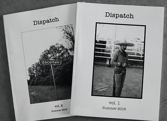 Dispatch vol 1 & 2 collection