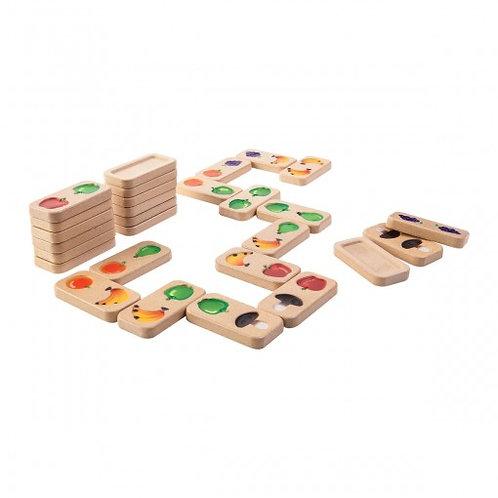 Domino - Sadje in zelenjava