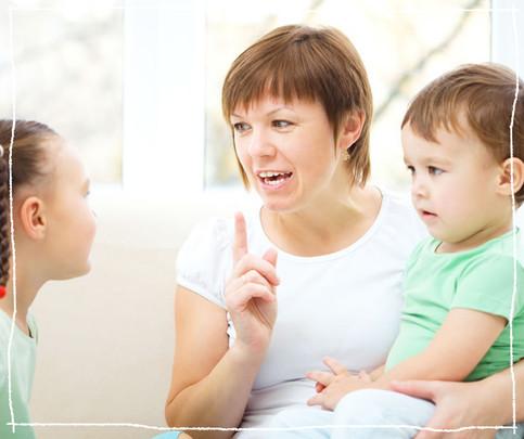Eu te amo, mas... NÃO! Como impor limites aos filhos.