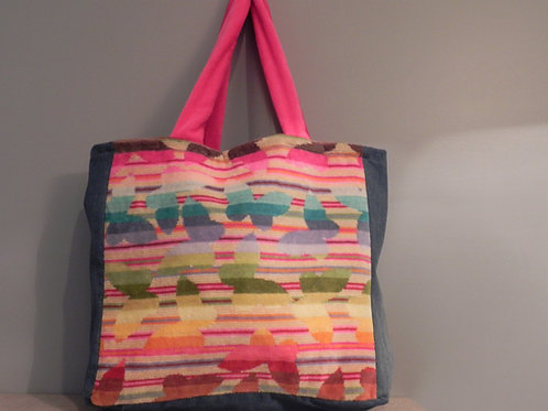 Missoni Butterfly Tote