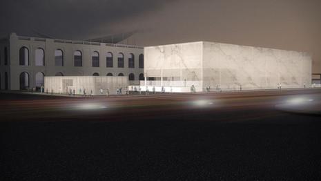 New Contemporary Art Wing, Mali