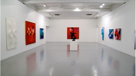 Gillman Barrack Tagore Gallery Singapore
