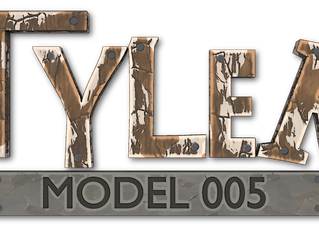 Tyler: Model 005 Update Roadmap