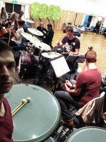 Legally Blonde Eastbourne band call