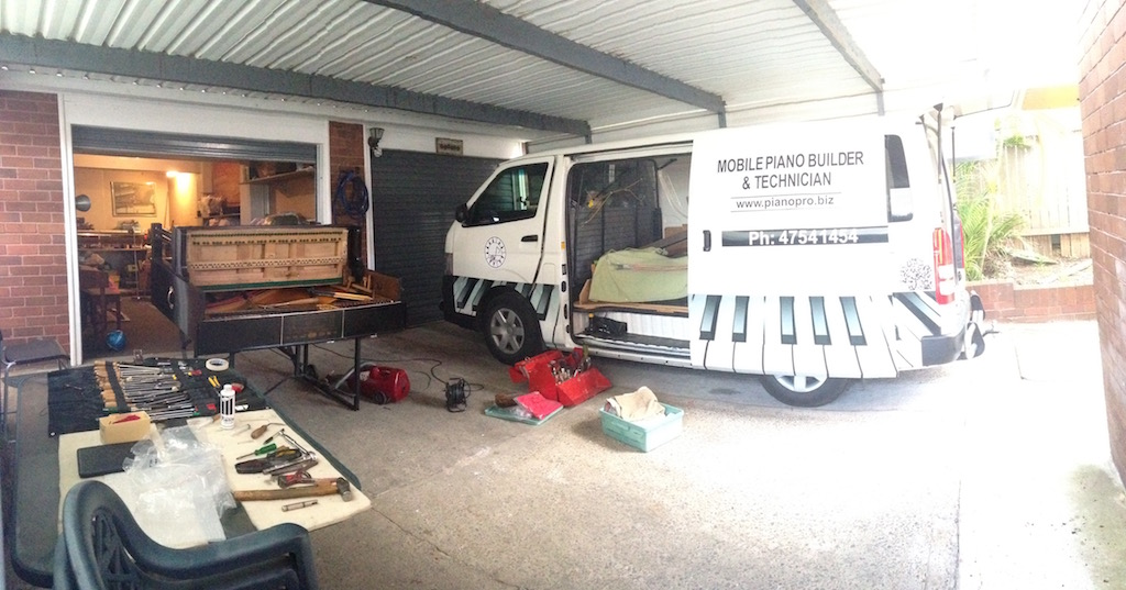 Mobile Workshop