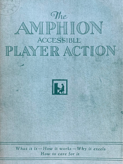 AMPHION ACCESSIBLE PLAYER ACTION