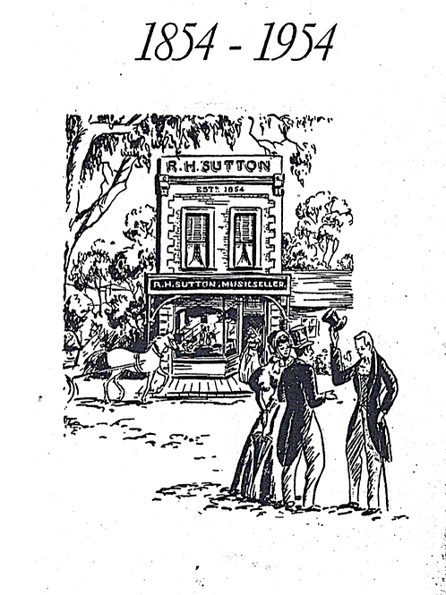 RICHARD HENRY SUTTON, Esq. 1830-1876