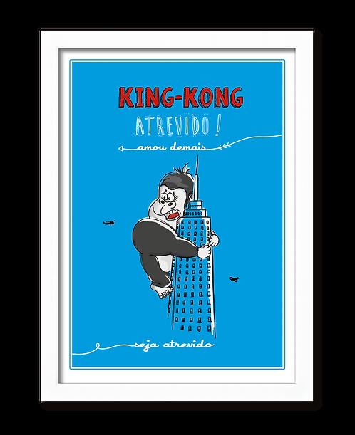 Poster King-Kom sem moldura
