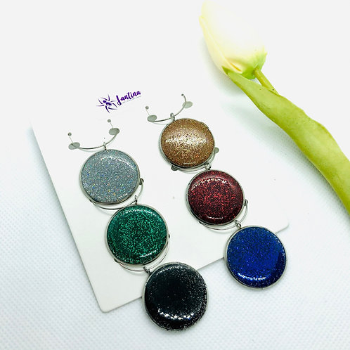 Large Wine Glass Charms